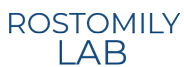 Rostomily Lab | Houston Methodist Logo